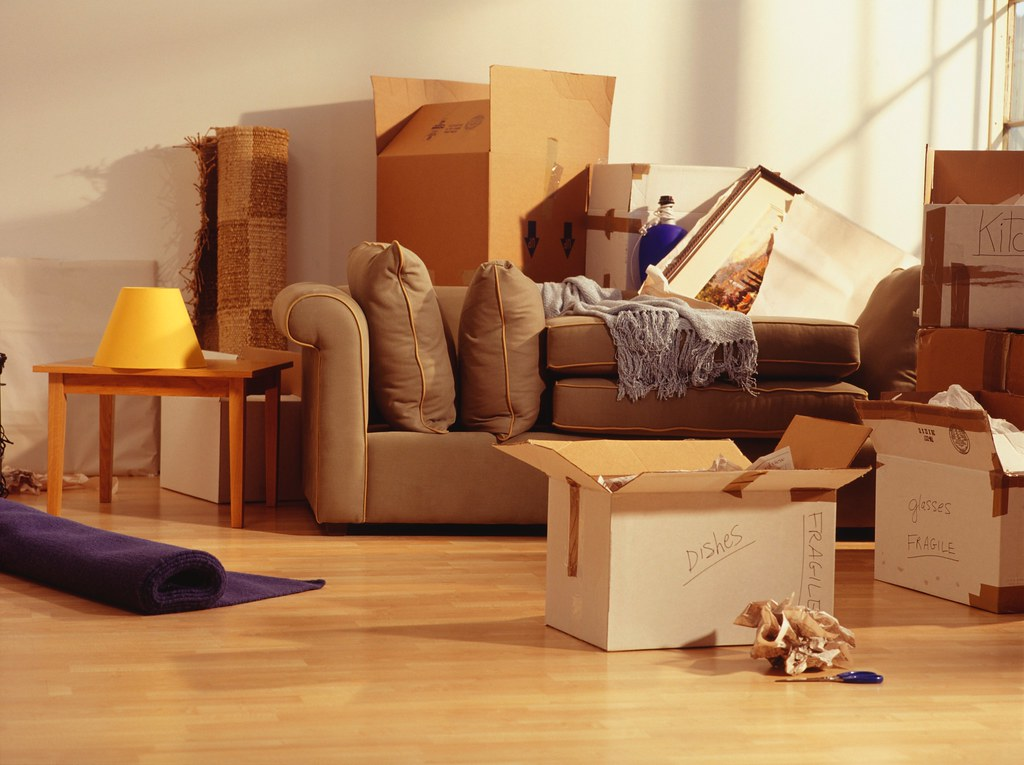 4 Things To Consider When Moving To Your First Apartment