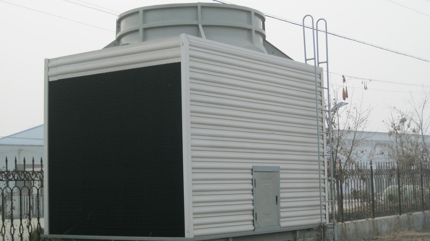 Crossflow Cooling Tower Header Image