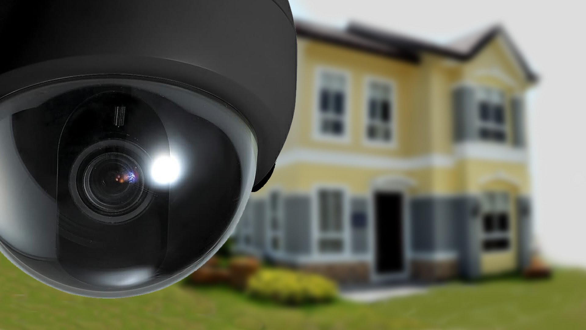 High-Definition Security Camera Header Image