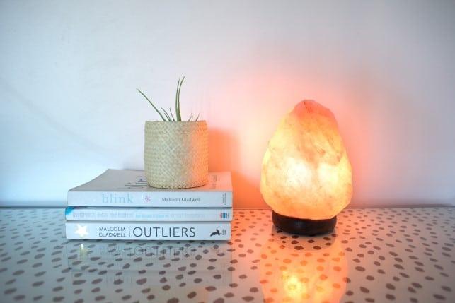 Himalayan Salt Lamp Design Header Image