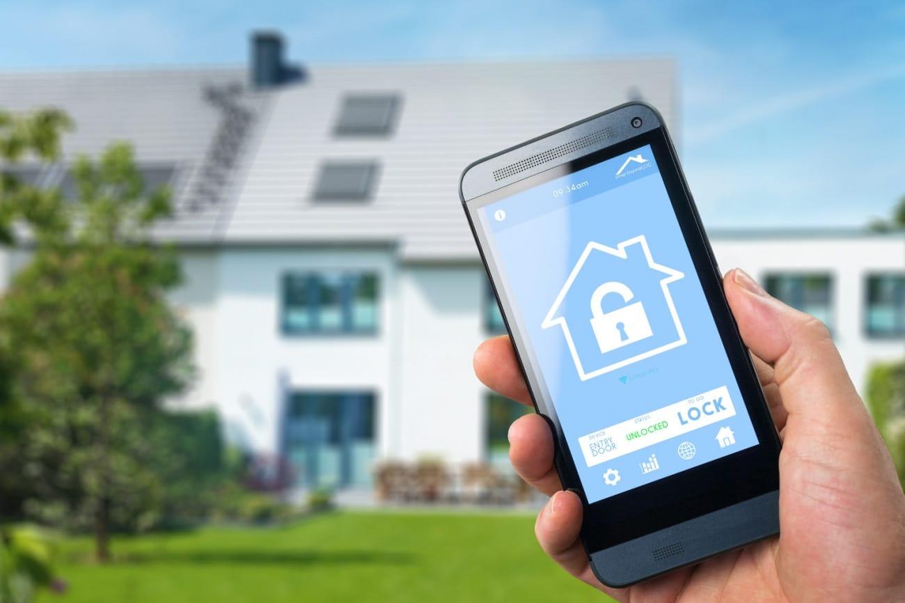 Home Secure 5 Tips Header Image