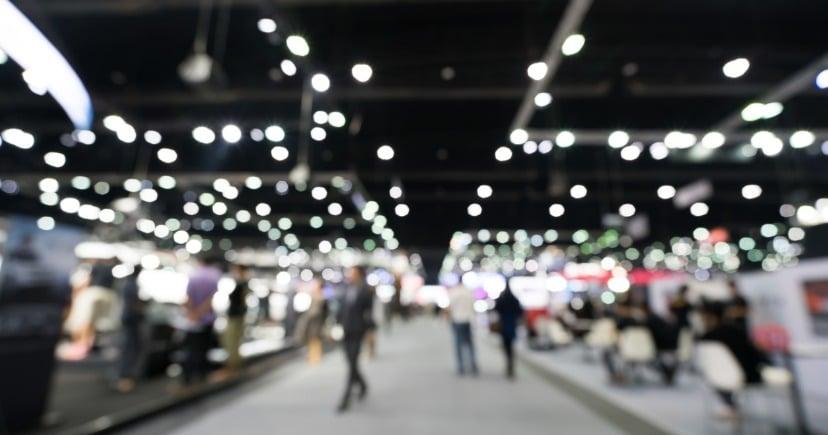 Trade Show Marketing Header Image