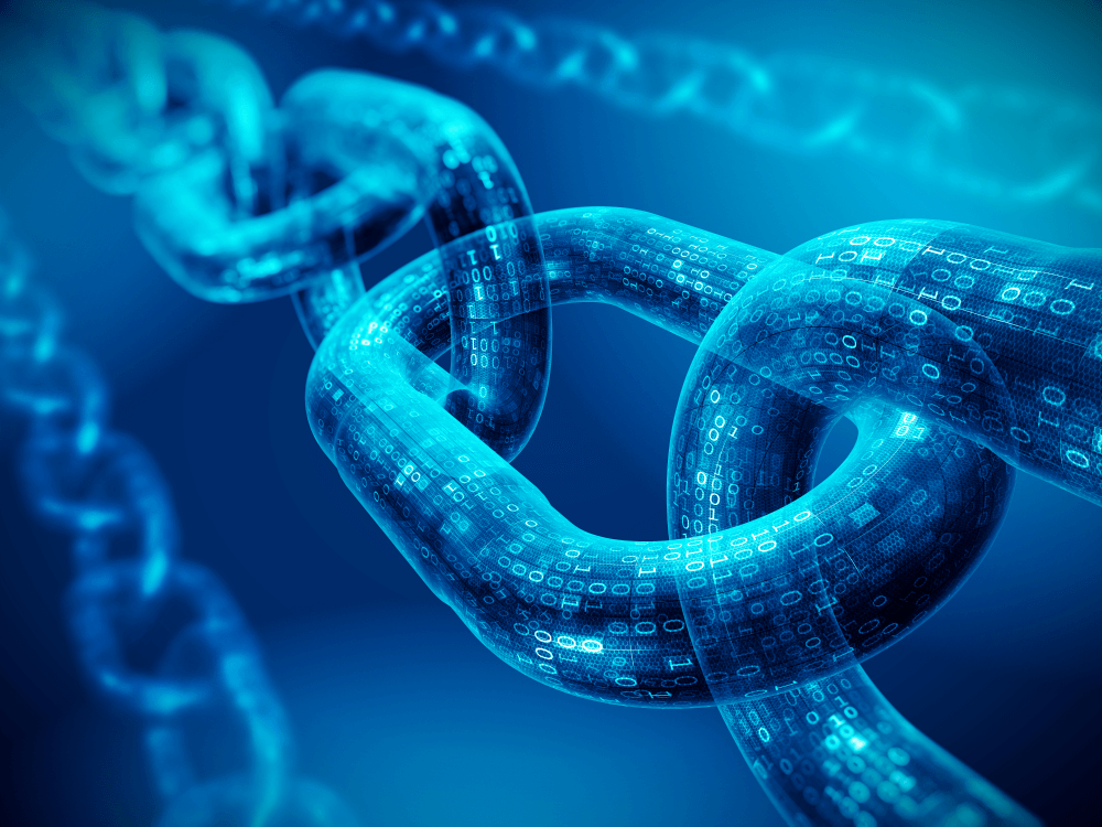 4 Blockchain Trends 2019 Article Image