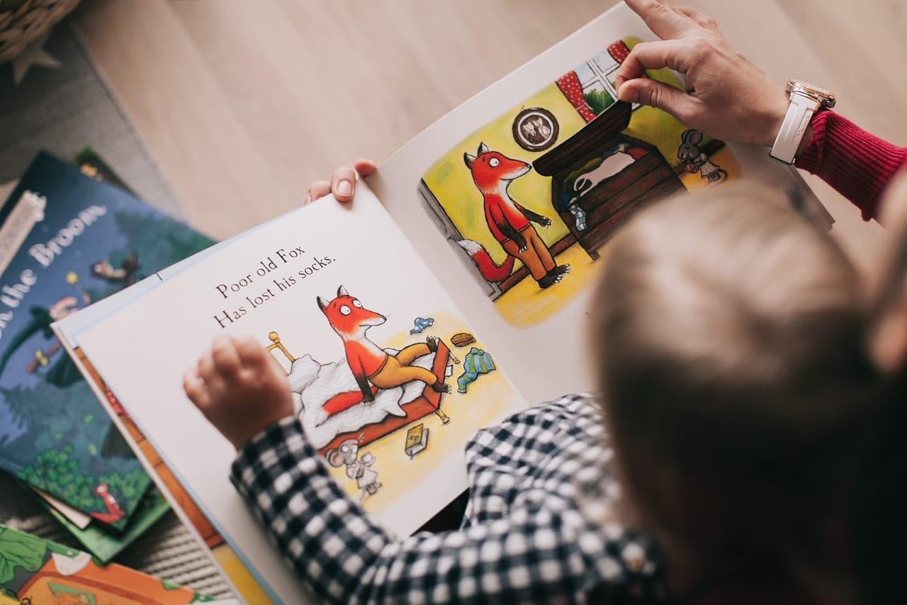 6 Reasons Kids Read Header Image