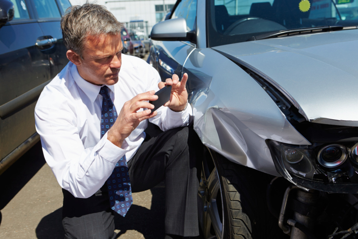 Accident Evidence Collecting Header Image