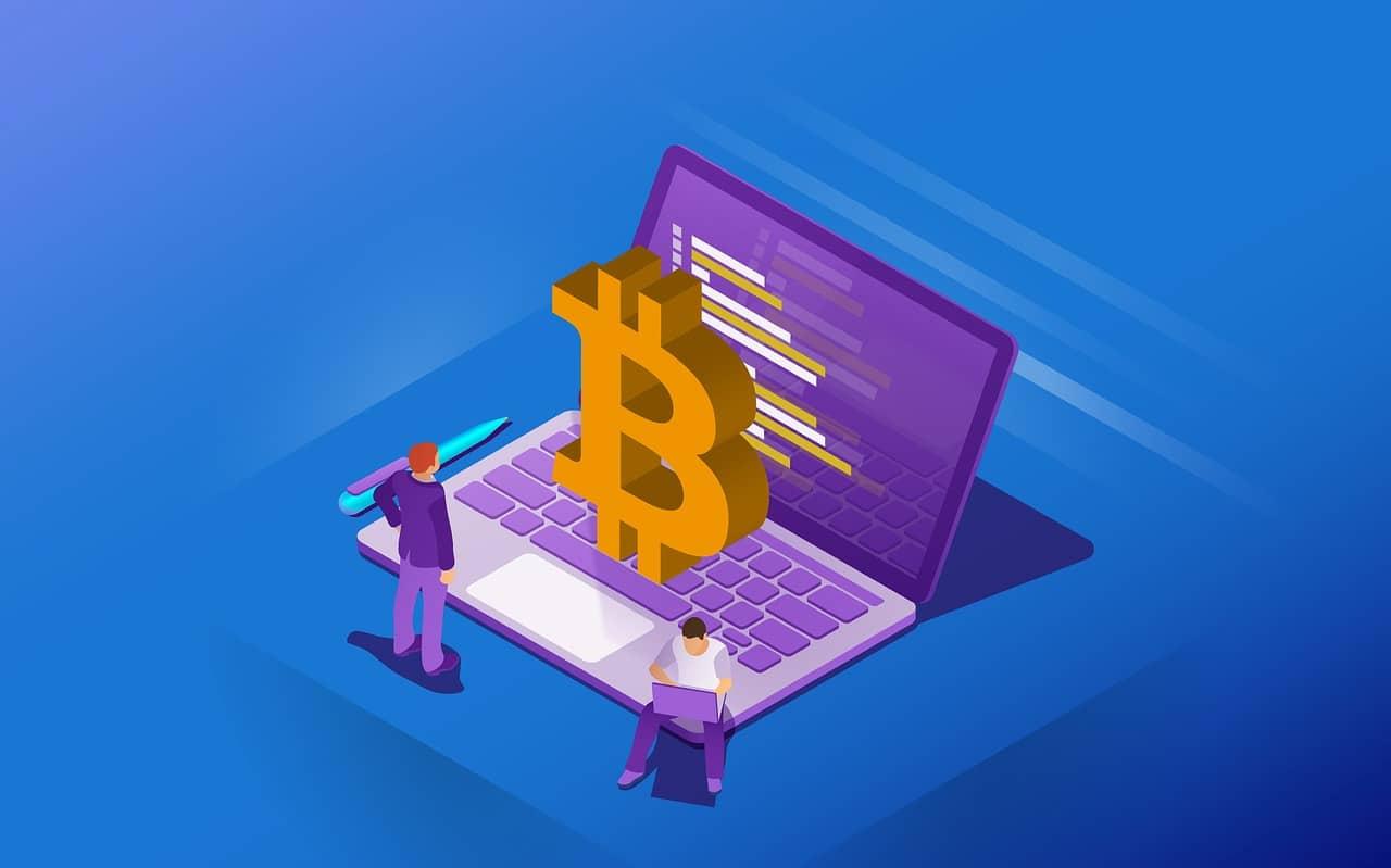 Bitcoin Price Crypto Header Image