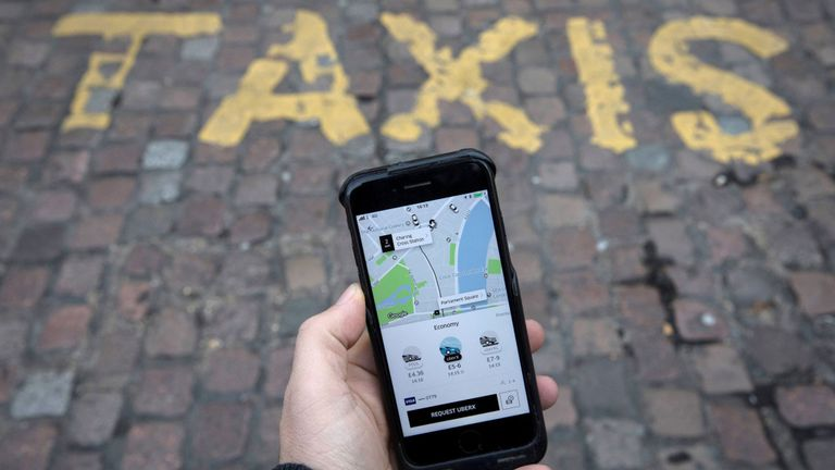 Develop Uber App Article Image