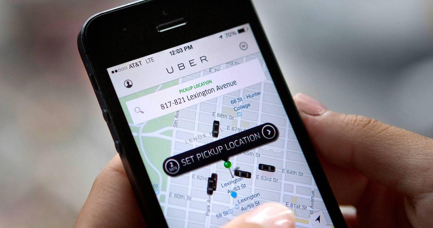 Develop Uber App Header Image
