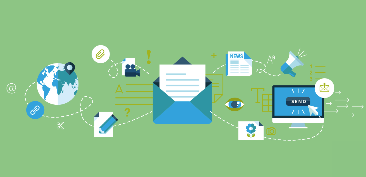 Email Marketing Campaign Header Image