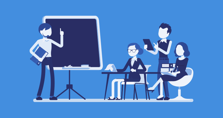 Employee Training Tips Header Image