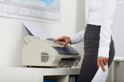 Beyond The Fax Machine, Using Internet To Fax Online