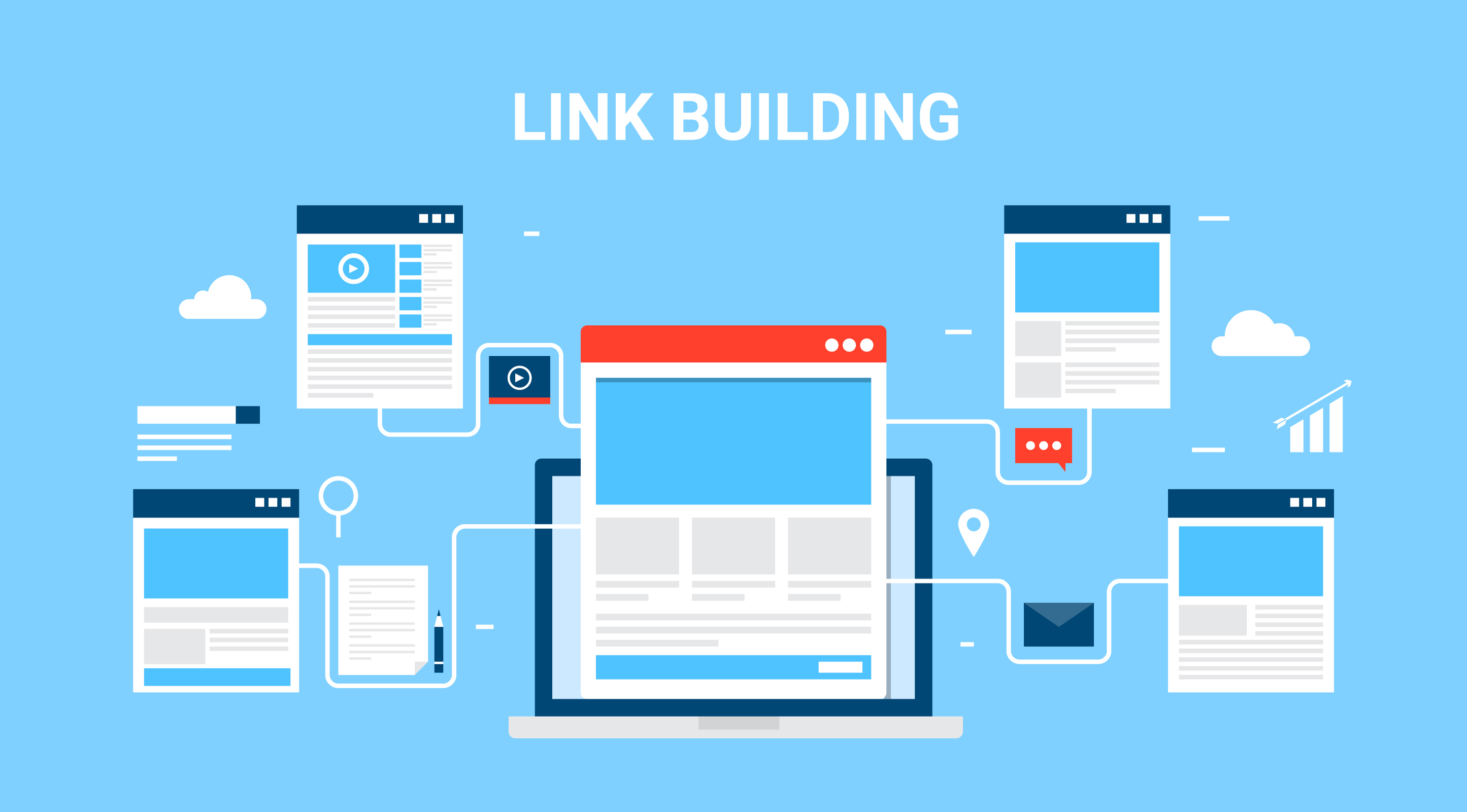 Link Building Fail Header Image
