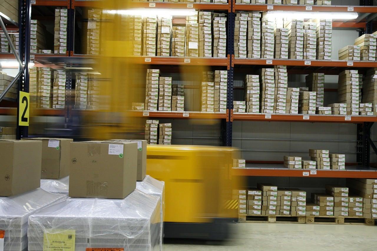 Logistics Business Run Header Image