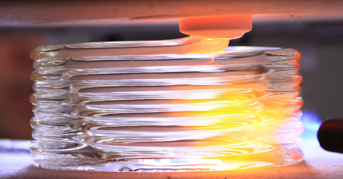 MIT 3D Glass Printing Project Becoming A Reality