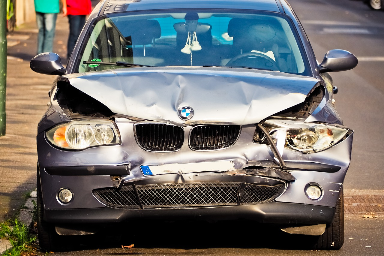 Most Common Types Car Accidents Header Image