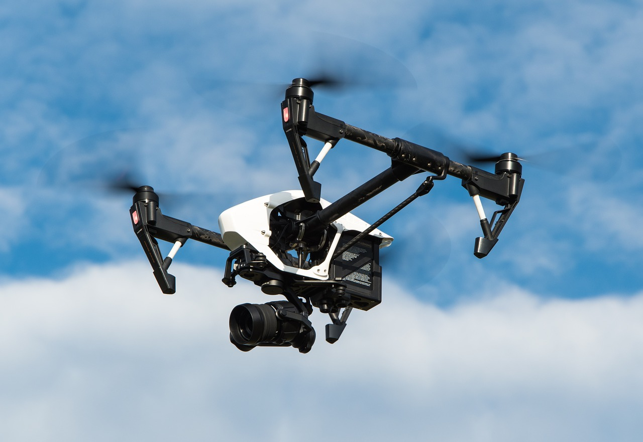 Ross Pamphilon, Portfolio Manager, Reveals New Uses For Drone Technology