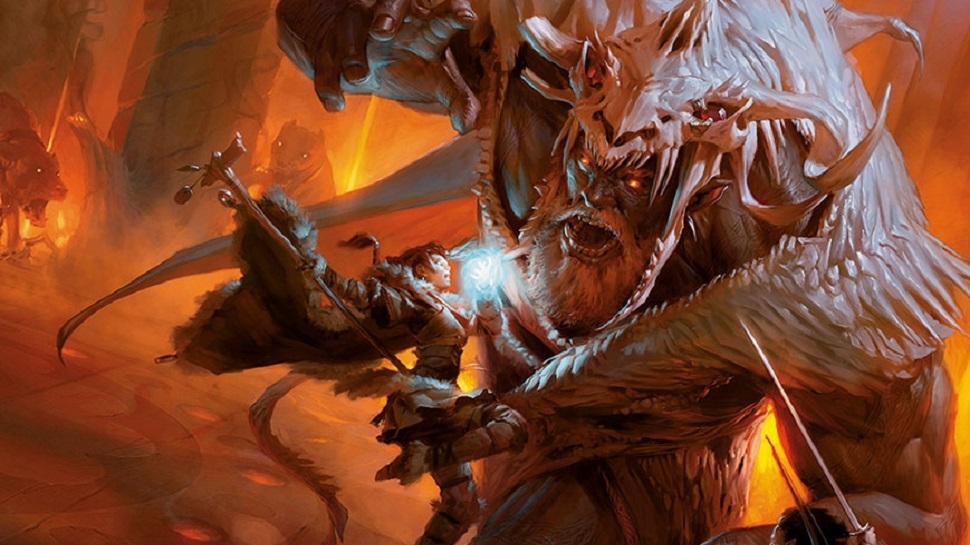 Play Dungeons & Dragons Article Image