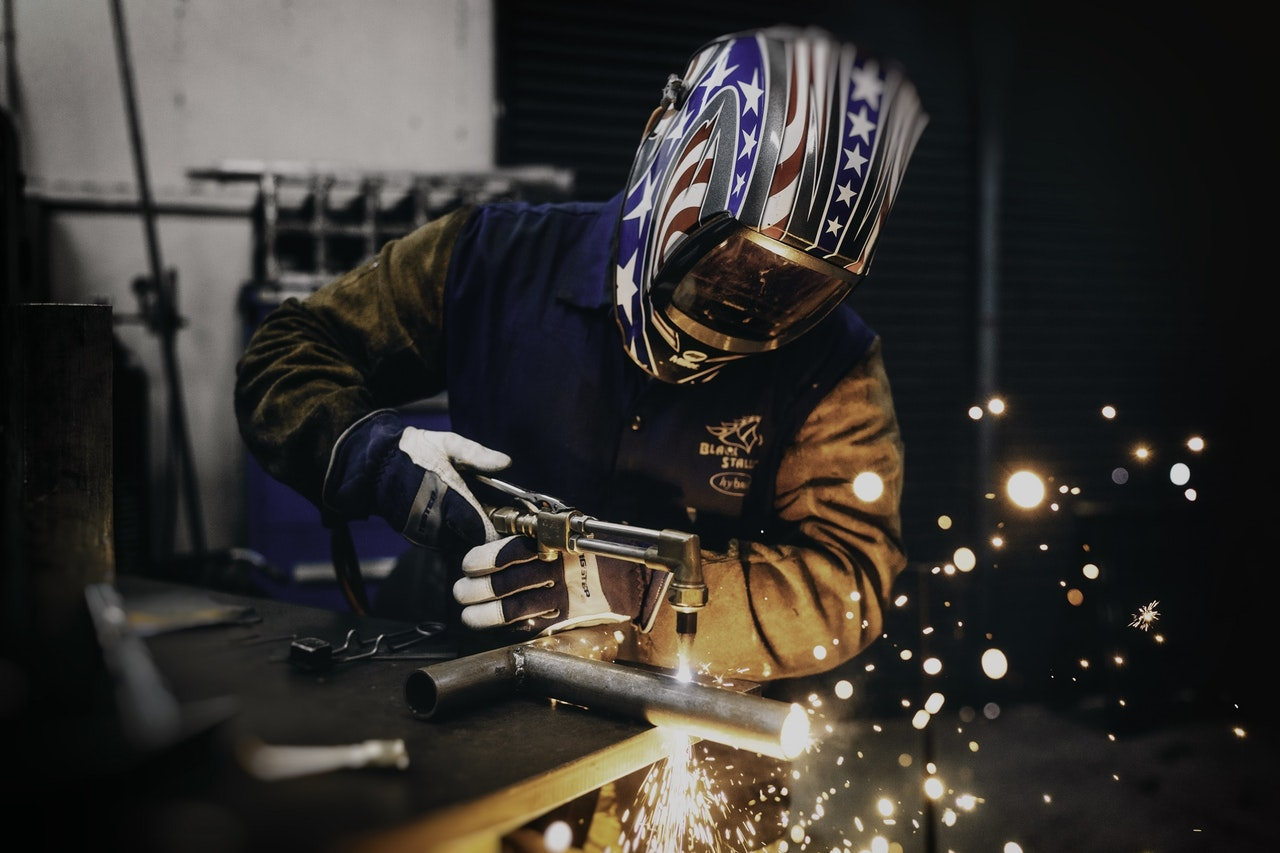 Safety Rules Welding Header Image