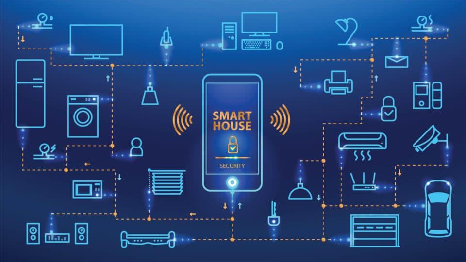 Smart Homes tech Individuals Header Image