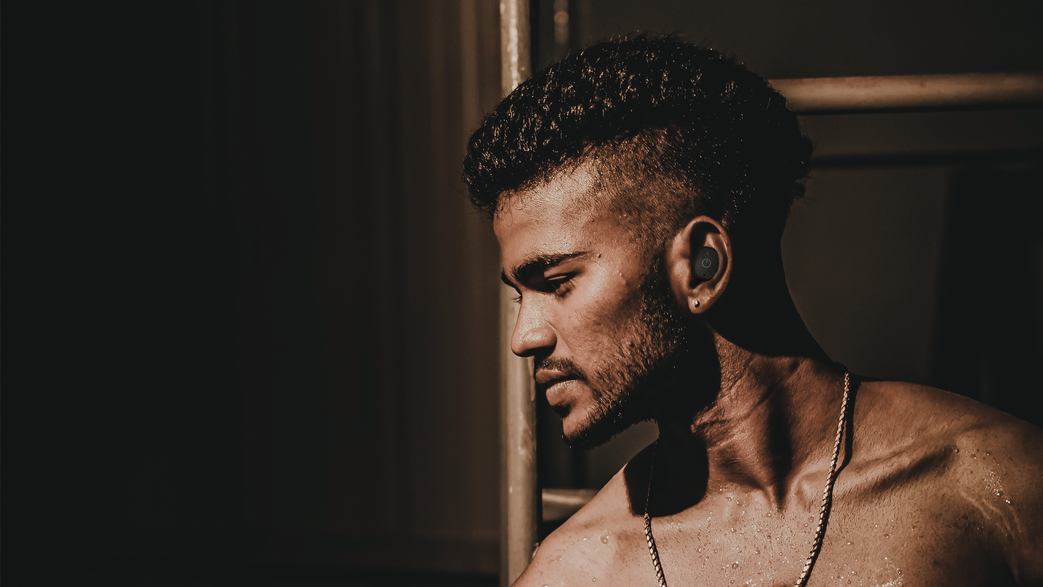 Wireless Earbuds Sports Header Image