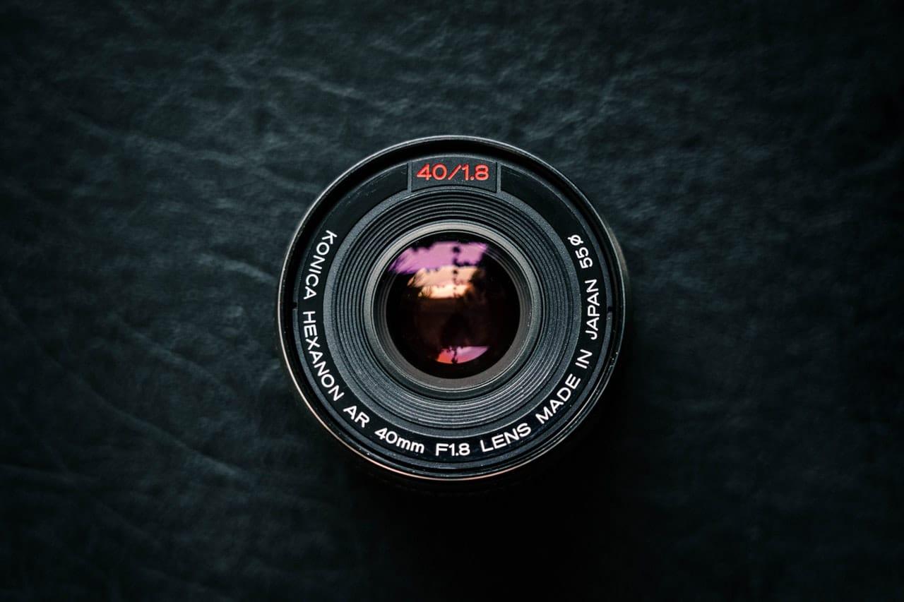 Camera Lenses Beginners Guide Header Image