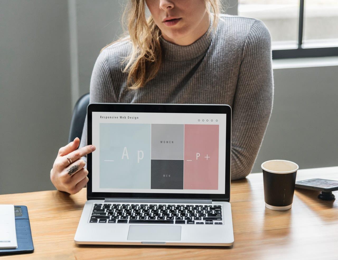 E-Commerce User Interface Header Image
