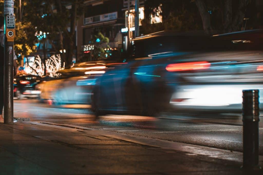 Fault Left Turn Accident Header Image