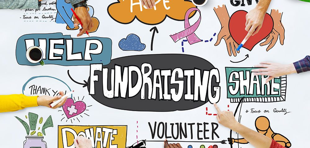 Fundraising Event Ideas Header Image