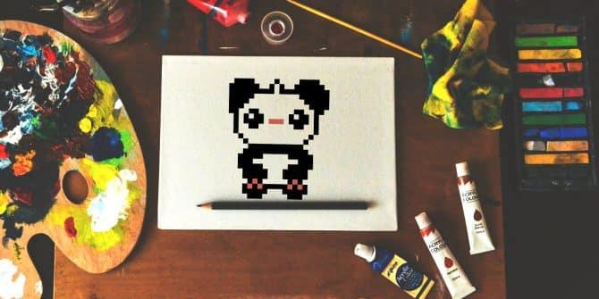 Pixel Art Tips Header Image