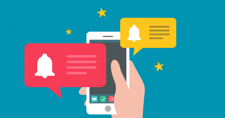 Push Notifications e-Commerce Sales Header Image
