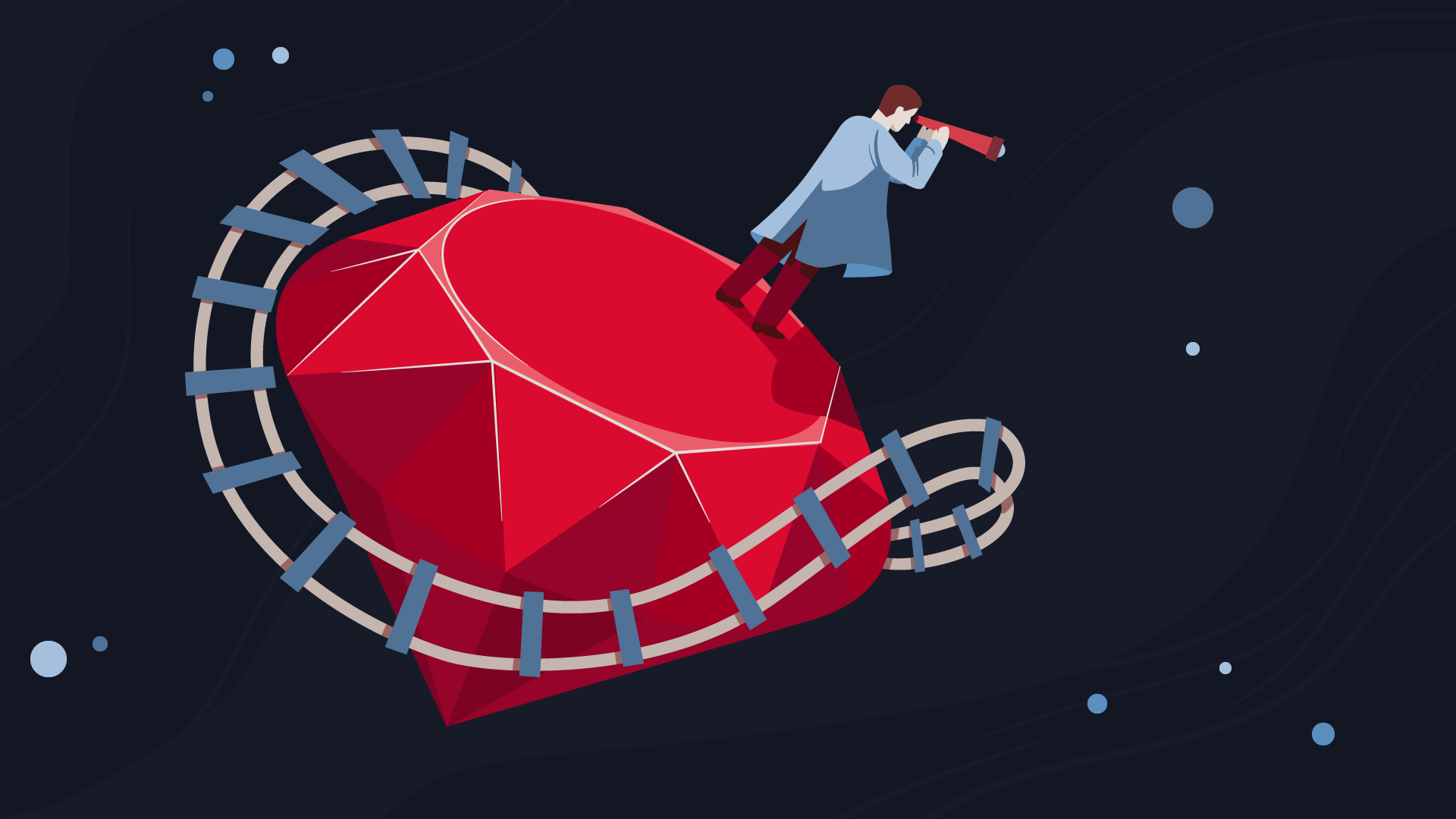 Ruby On Rails Business Project Header Image