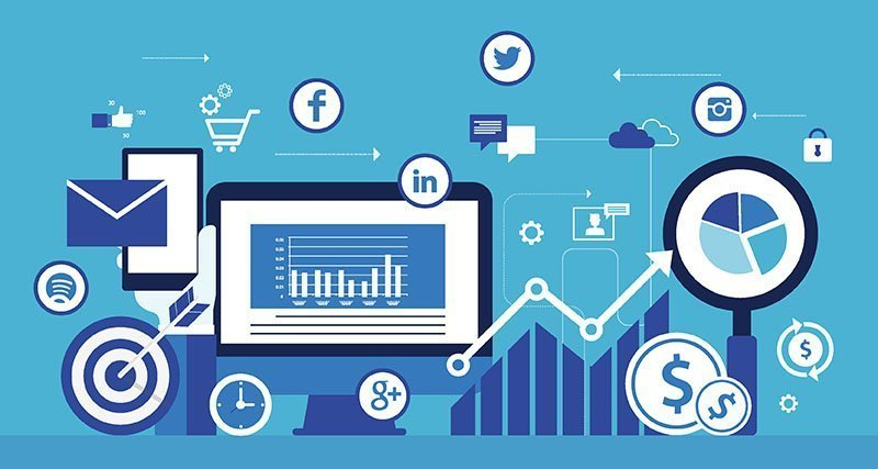 Social Media Analytics Header Image