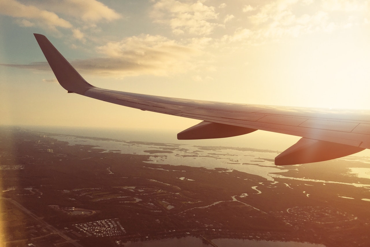 Tips Flying Abroad Header Image