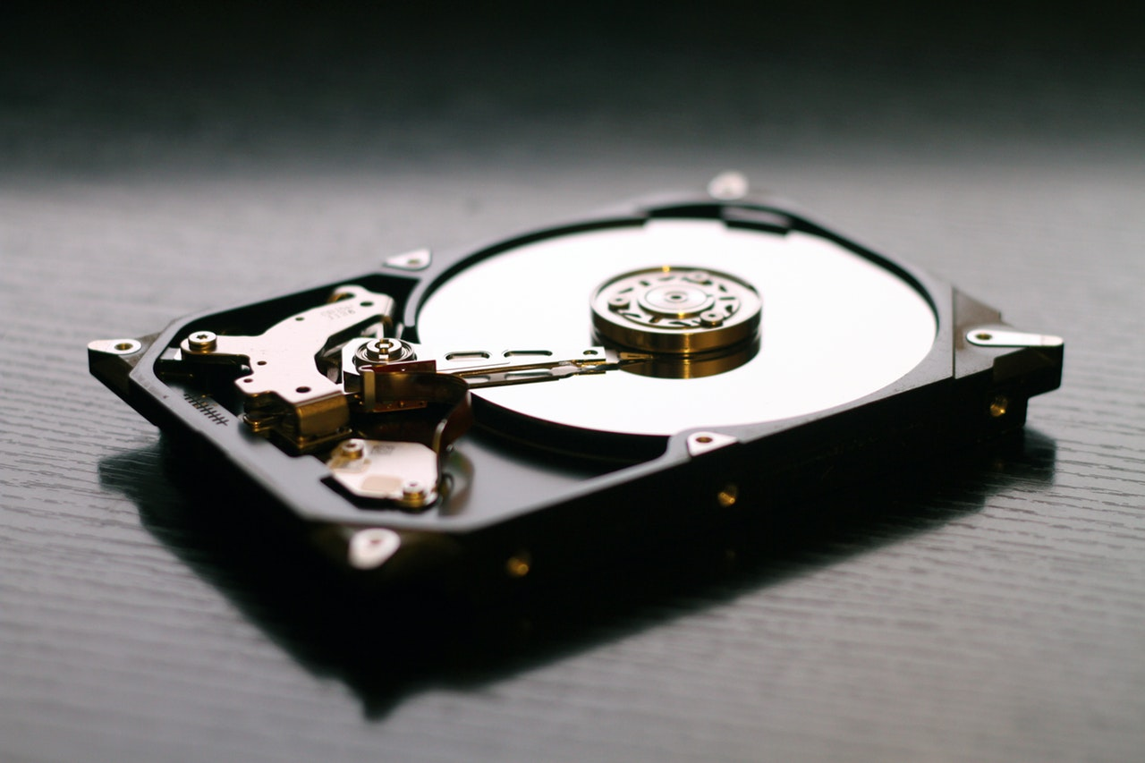 Hard Drive Repair Service Header Image
