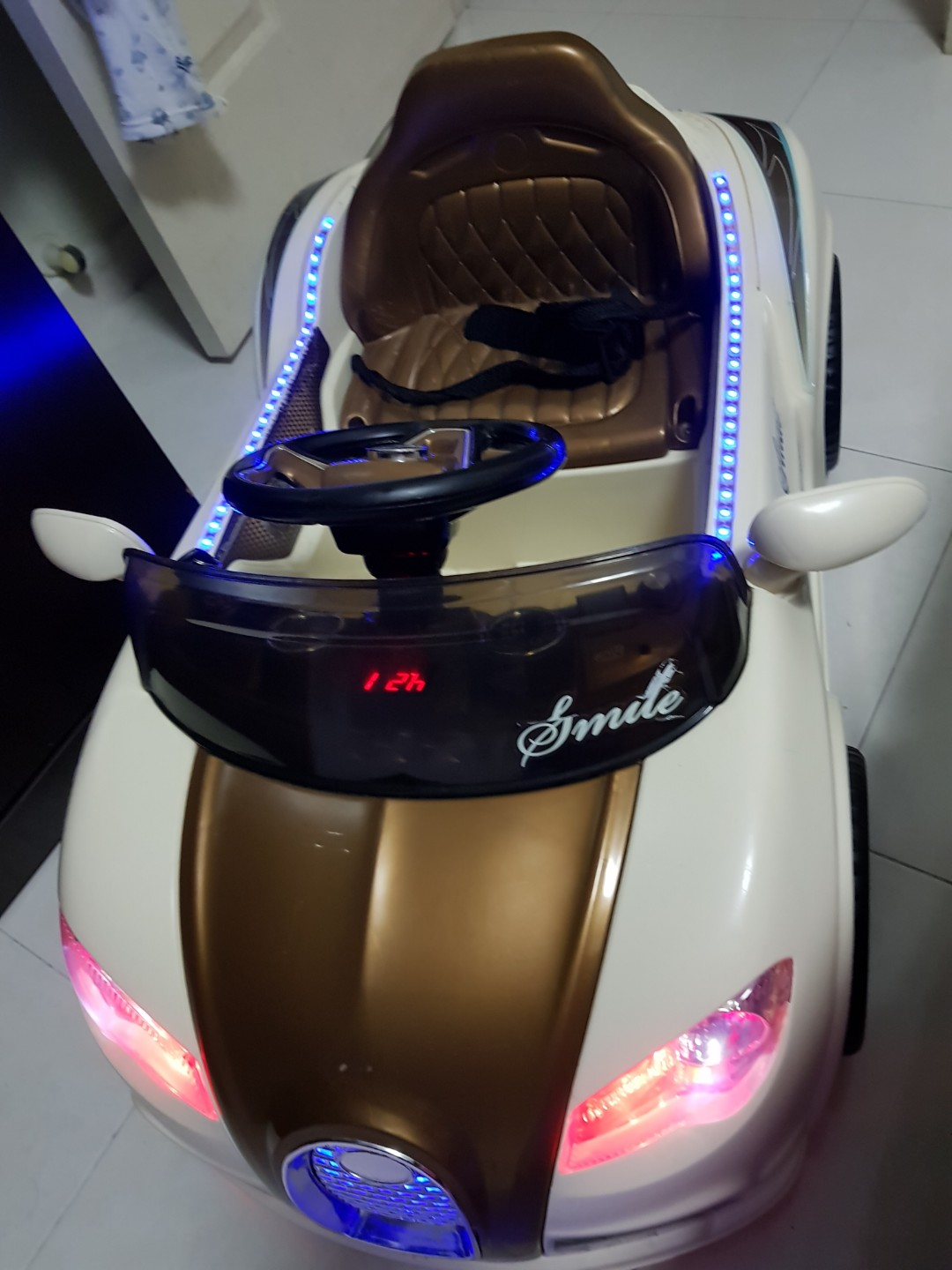 Kid's Electric Car Article Image