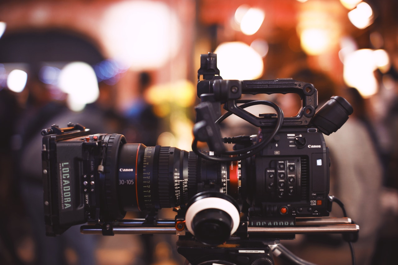 MXF Files Video Production Header Image