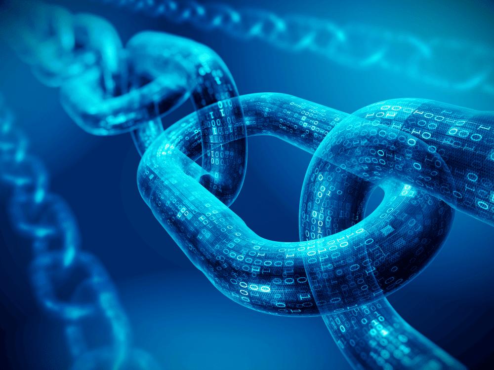 Blockchain Agency Brand Header Image