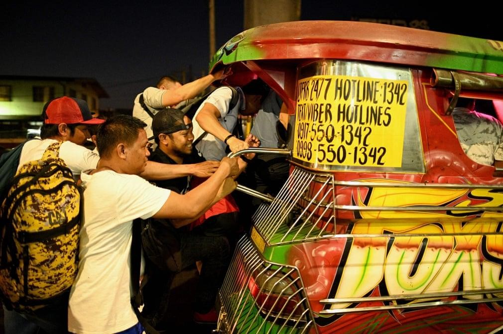 Jeepney Philippine Road Article Image 10