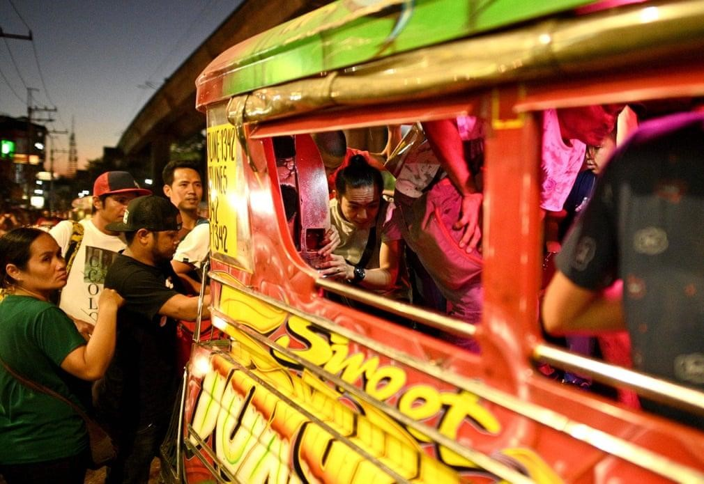 Jeepney Philippine Road Article Image 11