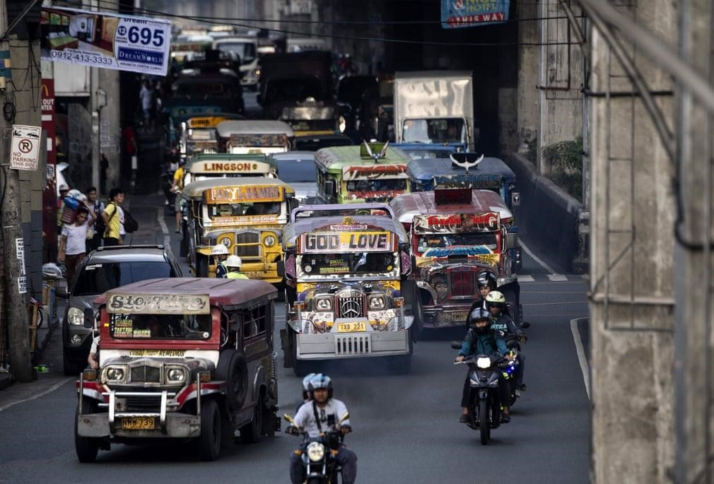 Jeepney Philippine Road Article Image 17