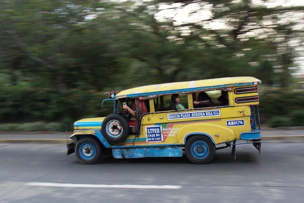 Jeepney Philippine Road Article Image 3
