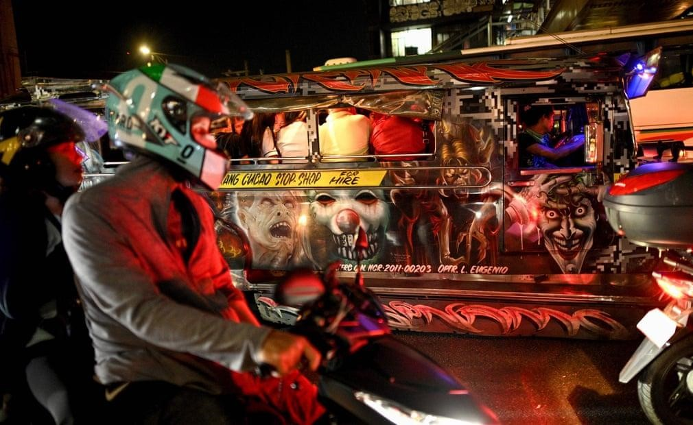 Jeepney Philippine Road Article Image 4