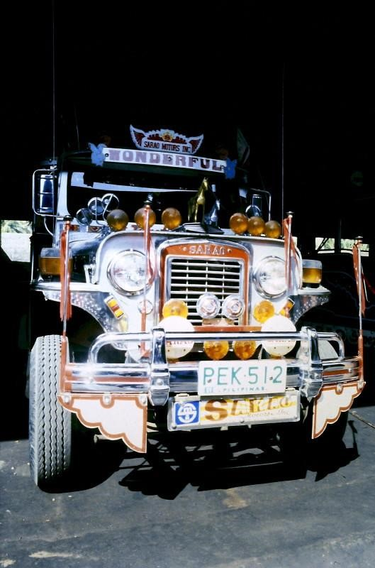 Jeepney Philippine Road Article Image 6