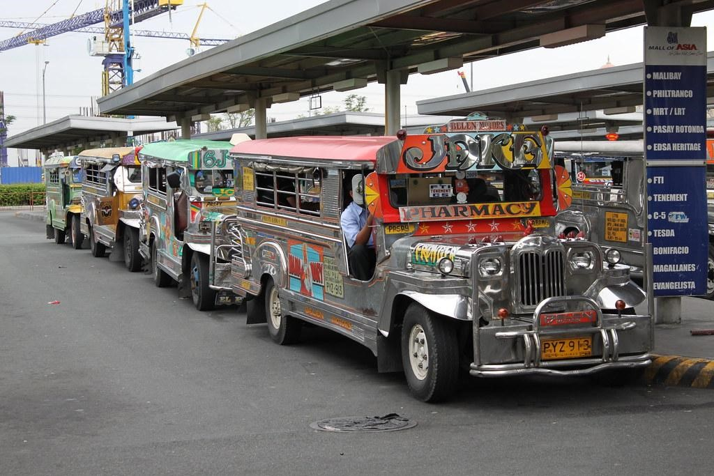 Jeepney Philippine Road Article Image 9