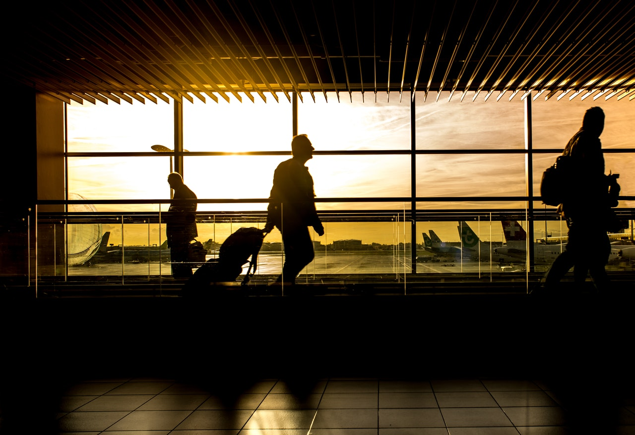 Kill Time Airport Header Image