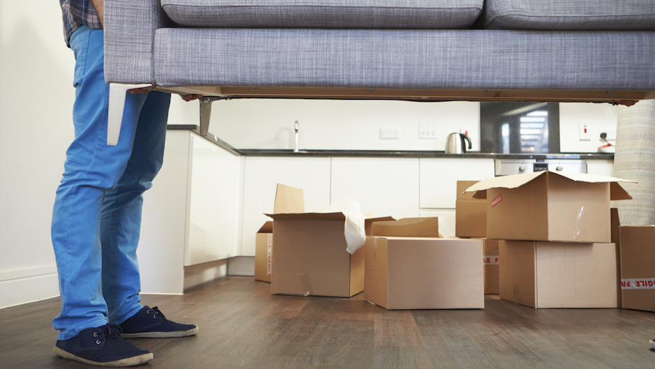 Moving Apartment Stress Header Image