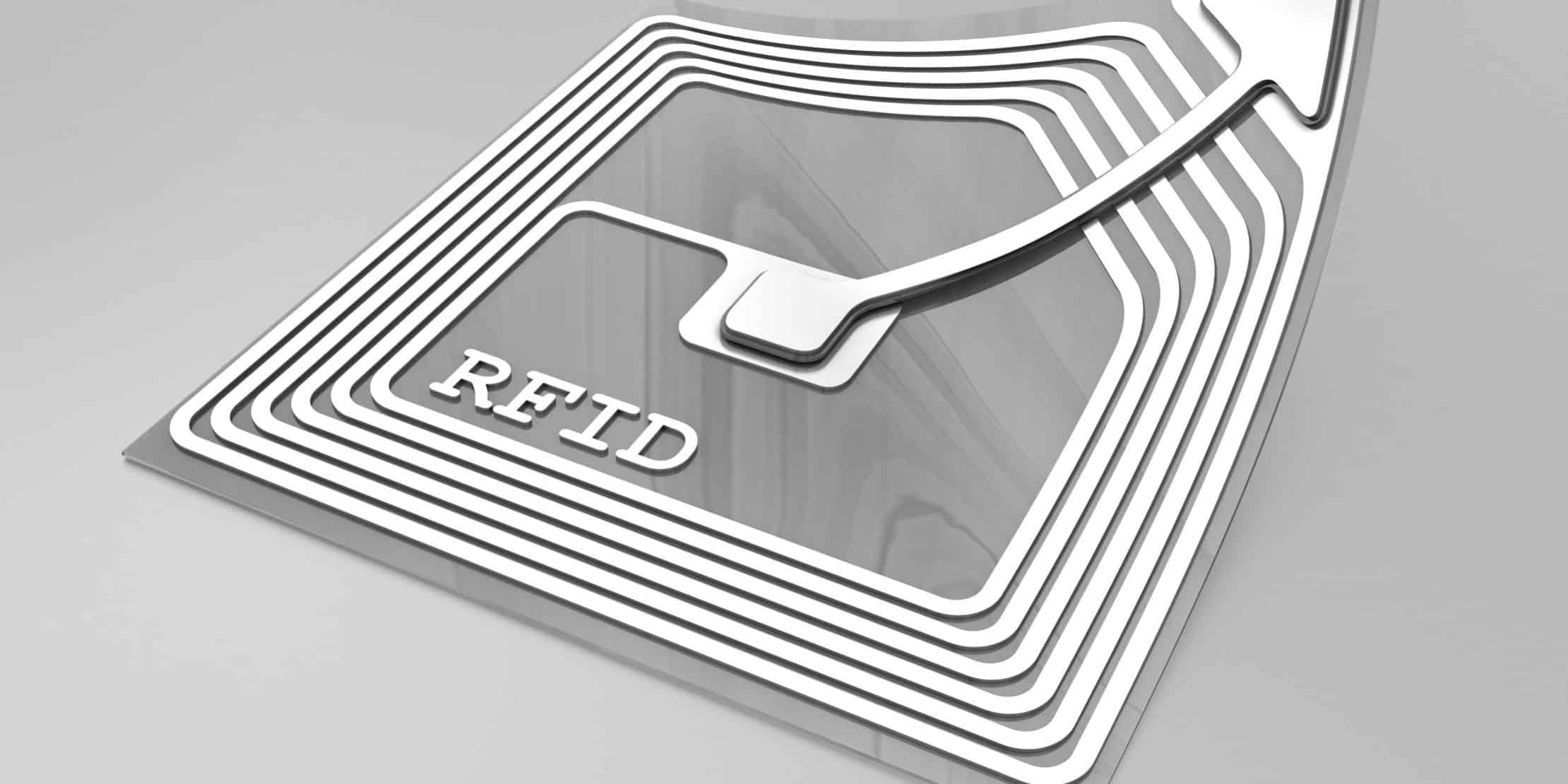 RFID Food Industry Header Image