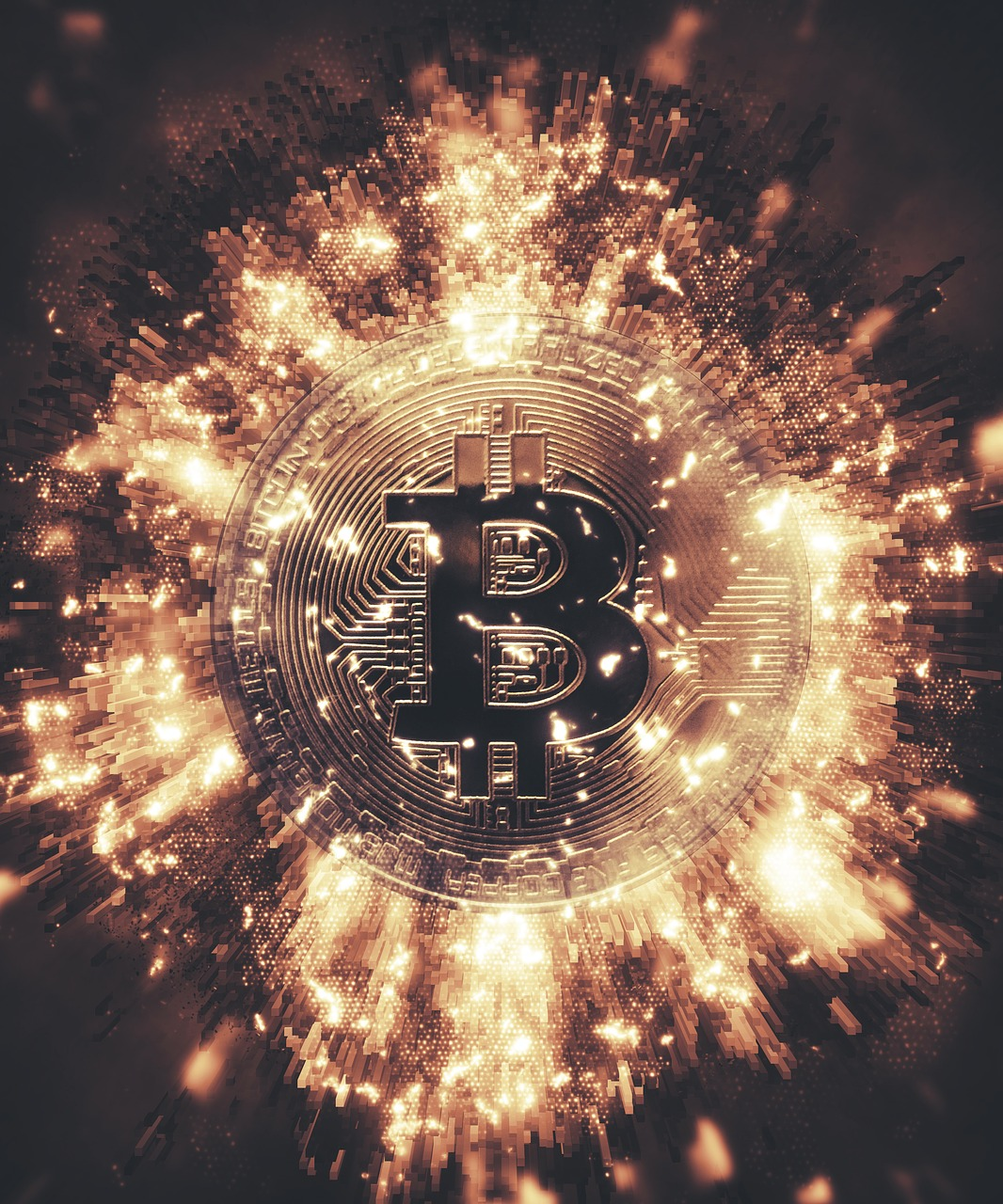 Bitcoin Cryptocurrencies Industries Article Image