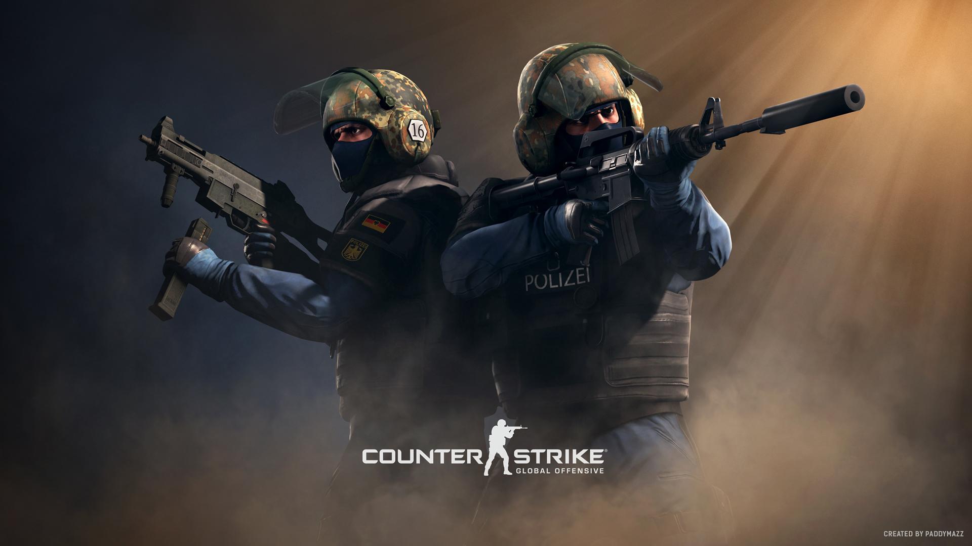 Counter-Strike Team Header Image