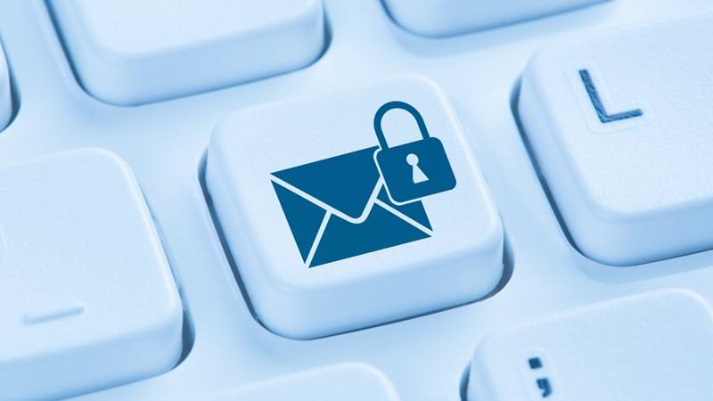 Email File Encryption Header Image